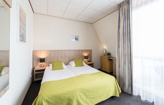 Chambre double (standard) Nes Hotel
