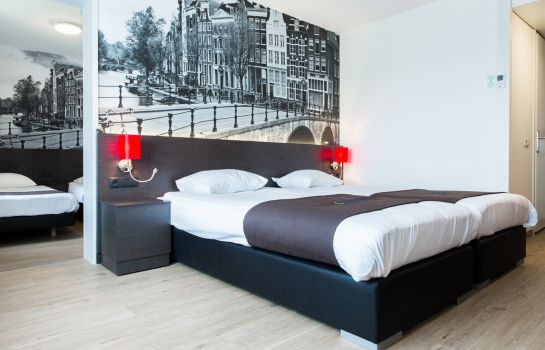 Suite Bastion Hotel Amsterdam Amstel