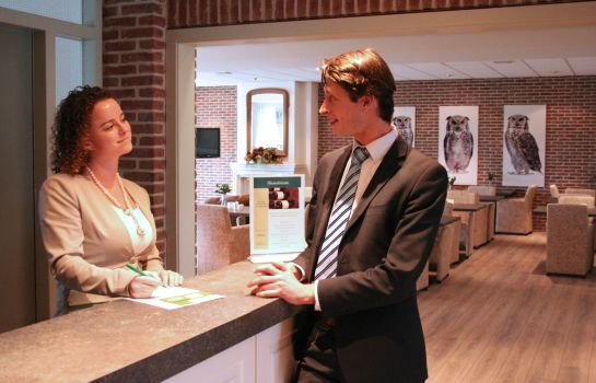Empfang Hotel Dorhout Mees