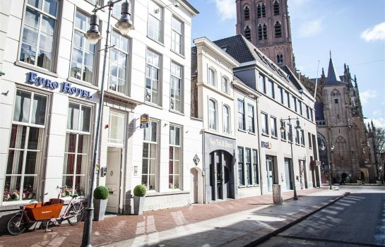 Exterior view Best Western Plus City Centre Hotel Den Bosch Formerly knowned as Best Western Euro Hotel