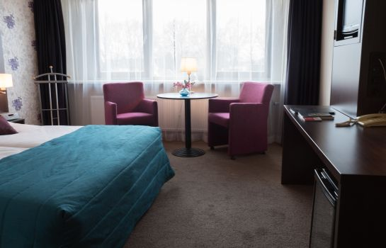 Double room (superior) het Landhuis