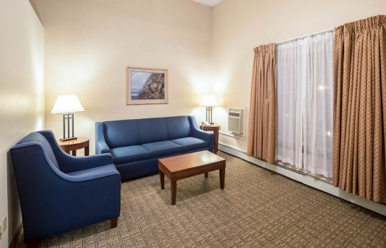 Suite Comfort Inn Downtown - Ship Creek