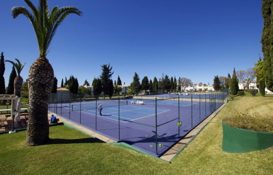 Campo de tennis Rocha Brava Village Resort