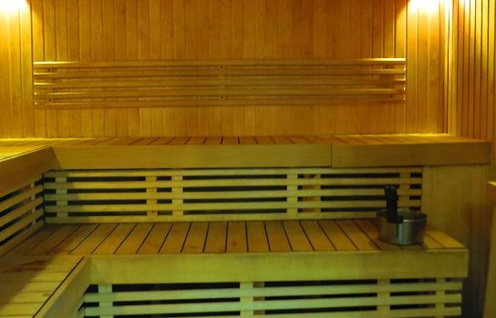 Sauna Alfamar Beach & Sport Resort