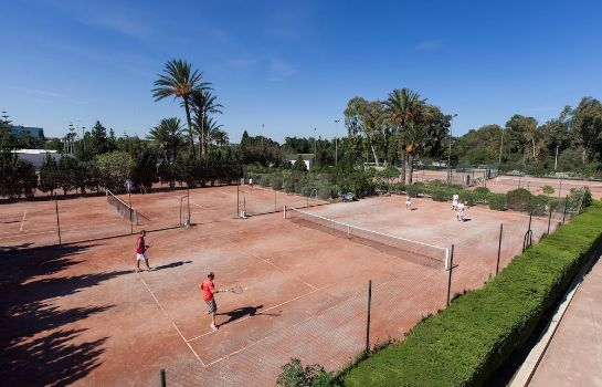 Tennisplatz Sahara Beach Aquapark Sahara Beach Aquapark