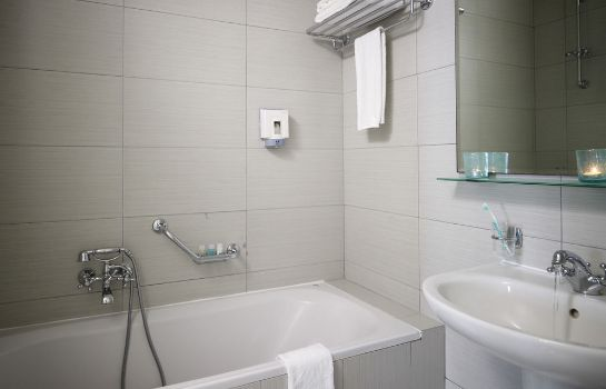 Bagno in camera Esperos Village Hotel - Adults Only