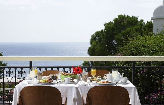 Sala colazione Esperos Village Hotel - Adults Only