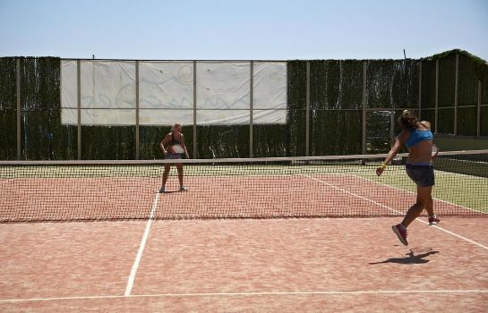 Campo da tennis Esperos Village Hotel - Adults Only