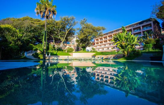 Außenansicht Olissippo Lapa Palace The Leading Hotels of the World