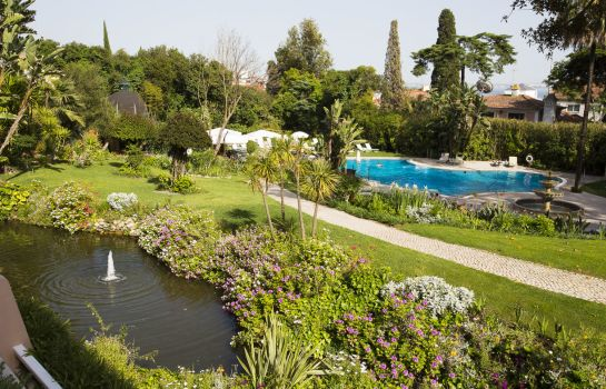 Garten Olissippo Lapa Palace The Leading Hotels of the World