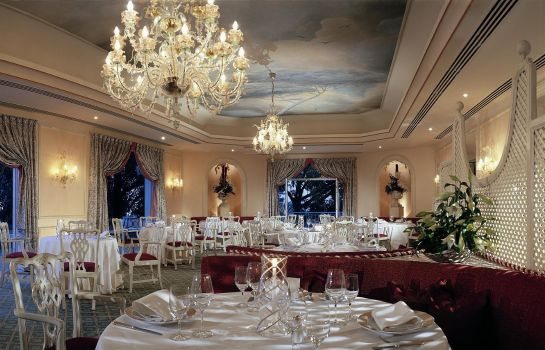 Restaurant Olissippo Lapa Palace The Leading Hotels of the World