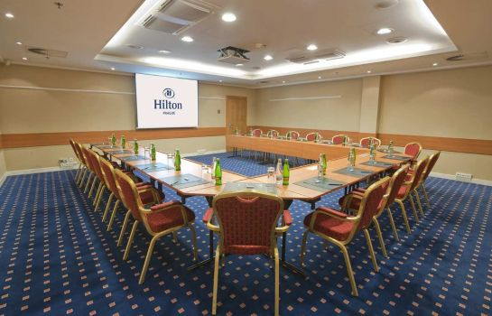 Congresruimte Hilton Prague
