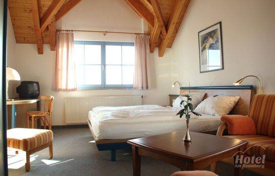 Double room (standard) Am Rennberg