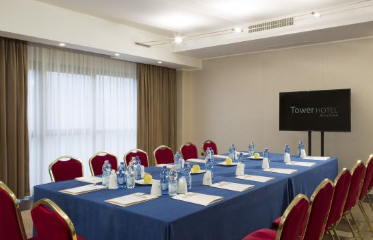 Sala riunioni Best Western Plus Tower Hotel Bologna