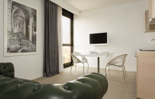 Junior Suite Best Western Plus Tower Hotel Bologna