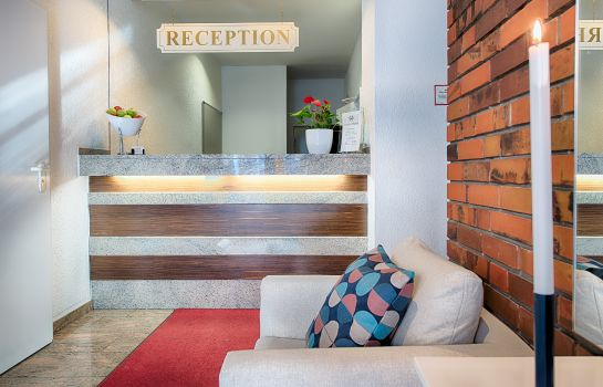 Reception Home Hotel