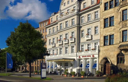 Außenansicht Leipzig  a Luxury Collection Hotel Hotel Fuerstenhof