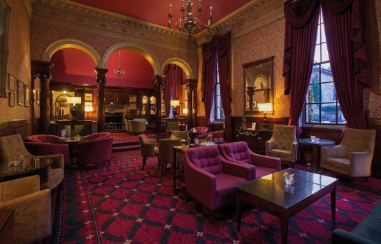 Hotel bar Crathorne Hall