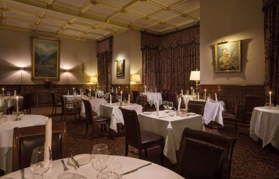 Restaurant Crathorne Hall