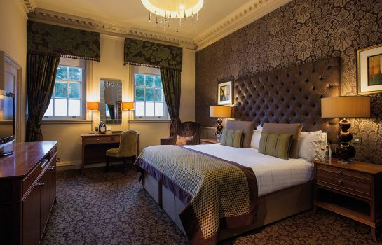 Double room (superior) Crathorne Hall