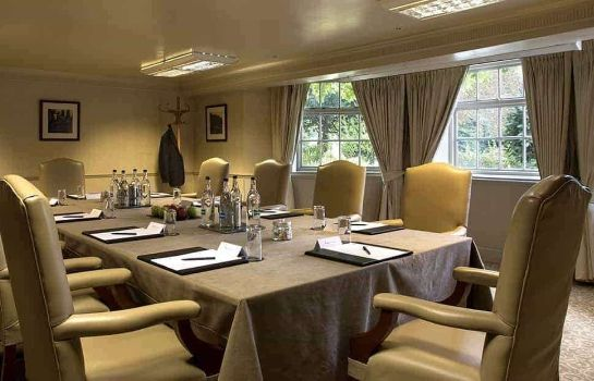 Conference room Brandshatch Place and Spa