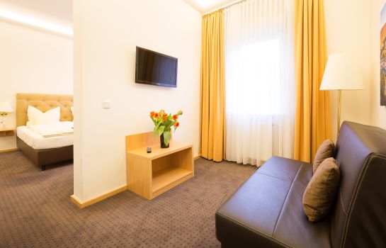 Junior Suite Heidelberger Hof