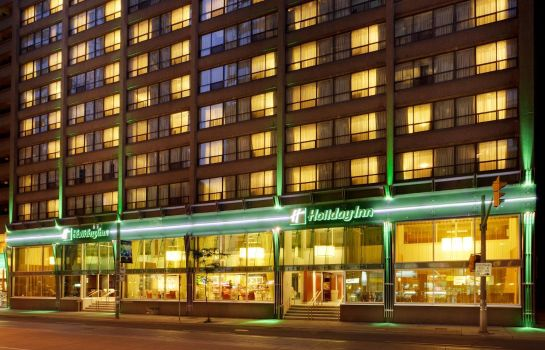 Buitenaanzicht Holiday Inn TORONTO DOWNTOWN CENTRE