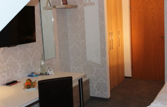 Chambre double (standard) Seehotel