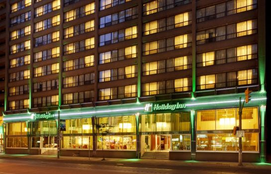 Exterior view Holiday Inn TORONTO DOWNTOWN CENTRE