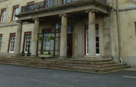Exterior view Shrigley Hall