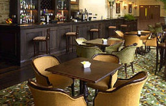 Hotel bar Shrigley Hall