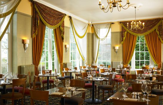 Restaurant Shrigley Hall