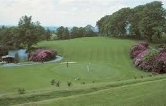 Golf course Shrigley Hall