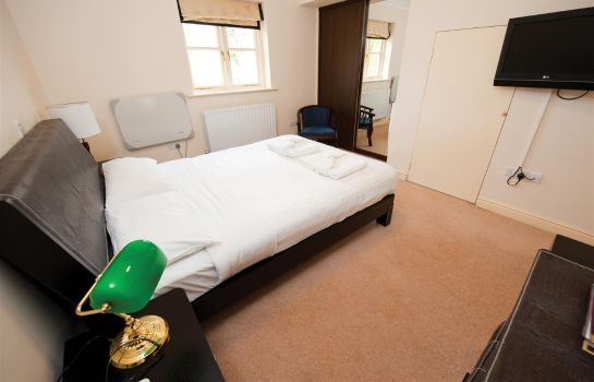 Room BEST WESTERN Normanton Park Hotel