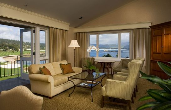 Suite The Lodge at Pebble Beach LEG