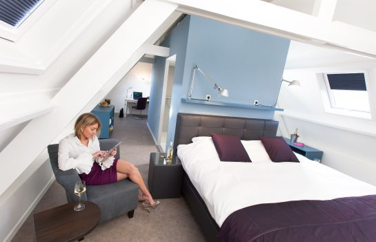 Suite junior Tuindorphotel 't Lansink