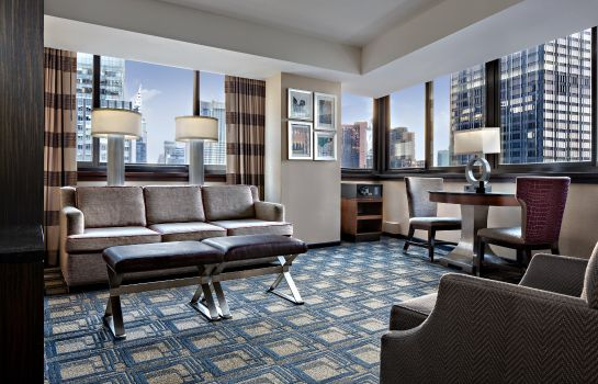Suite Sheraton New York Times Square Hotel