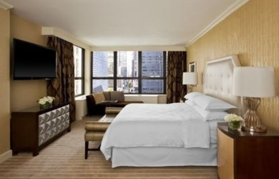 Zimmer Sheraton New York Times Square Hotel