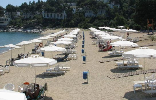Taras Bomo Club Tosca Beach