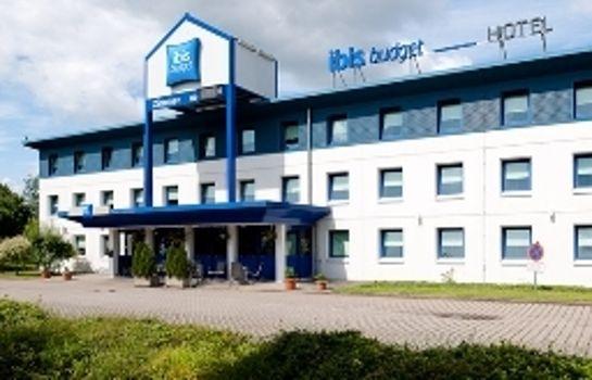 Außenansicht Ibis Budget Hamburg Quickborn