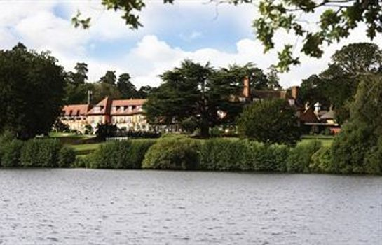 Exterior view Champneys Forest Mere
