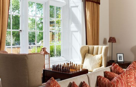 Interior view Champneys Forest Mere