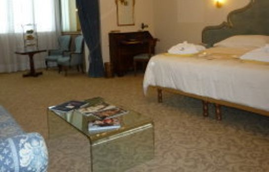 Suite junior Abano Ritz Hotel Terme