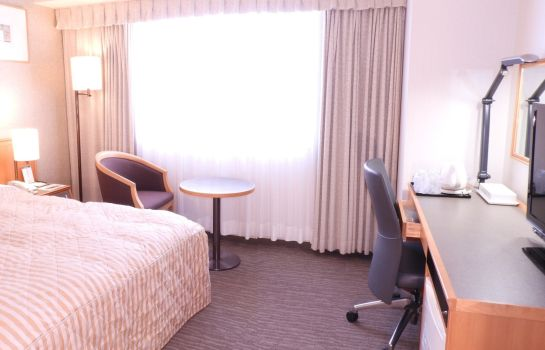 Single room (standard) Hotel Precede Koriyama