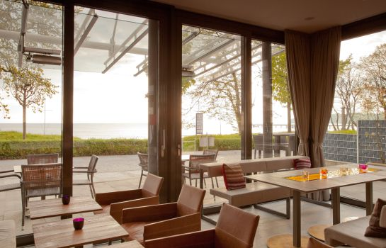 Bar del hotel Am Meer & Spa