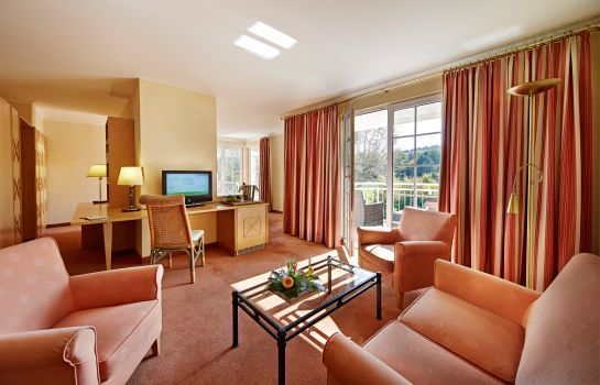 Double room (superior) Lindner Hotel & Sporting Club Wiesensee