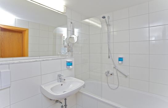 Bagno in camera Reichskrone
