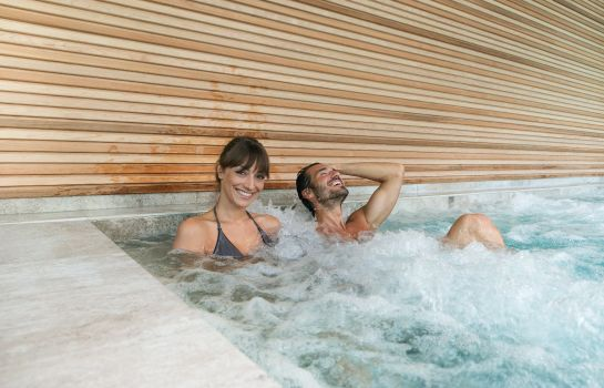 Sauna Relais Monaco Country Hotel  & Spa