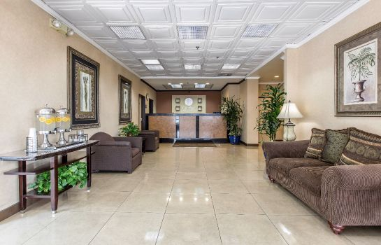 Hall Quality Inn and Suites Los Angeles Airpo