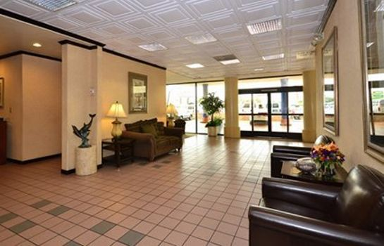Hotelhalle Quality Inn & Suites Los Angeles Airport - LAX